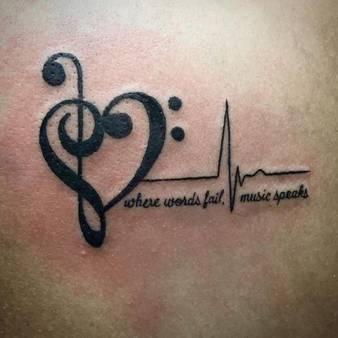 music-tattoos