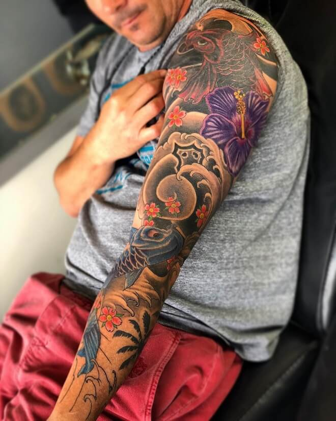 250 Best Sleeve Tattoos For You Body Tattoo Art