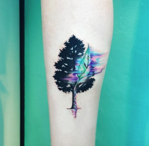 91 Tree Tattoos You Can Try Body Tattoo Art