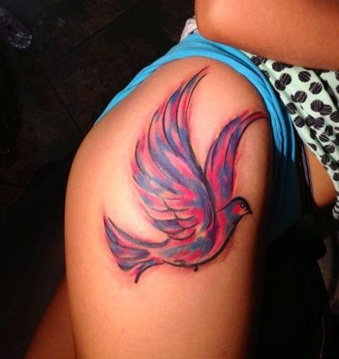 120+ stunning dove tattoo ideas