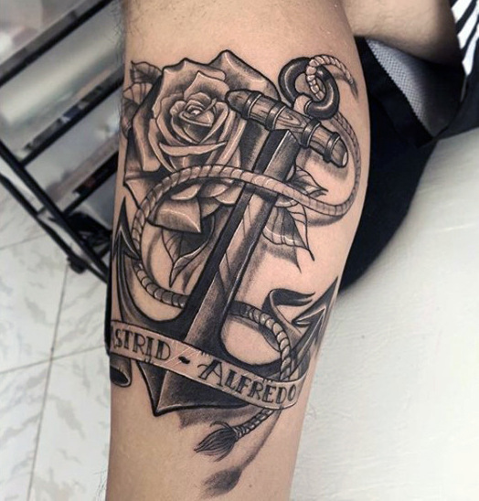 anchor-tattoo