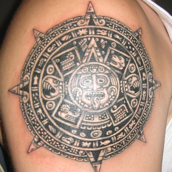 aztec-tattoo