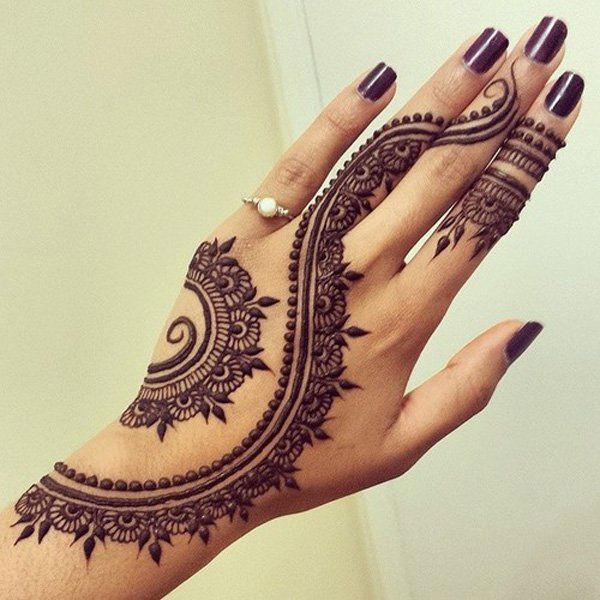 115 Eye-catching henna tattoo design ideas for special occasion