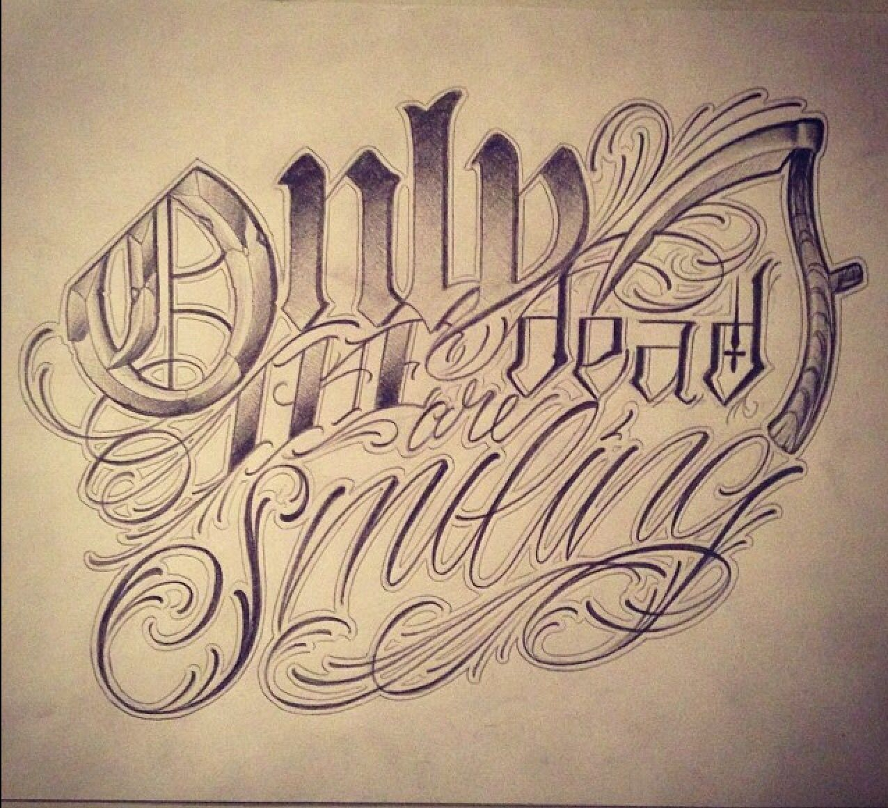 lettering-tattoos