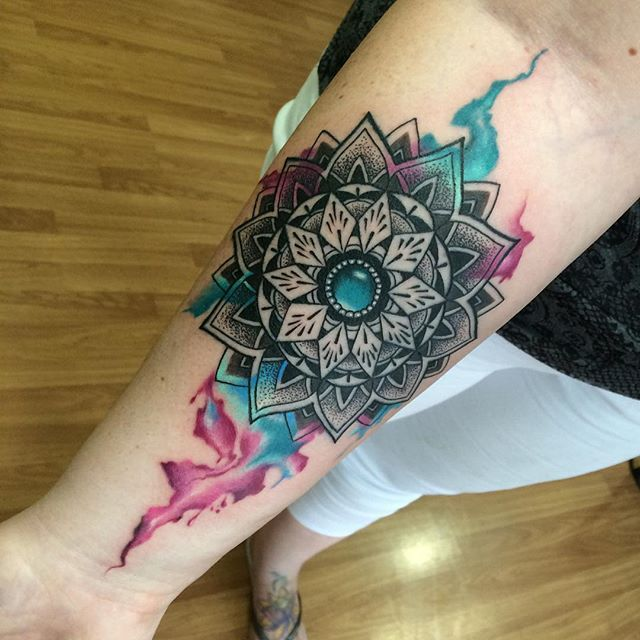 125+ Ornament mandala tattoo ideas with their meanings