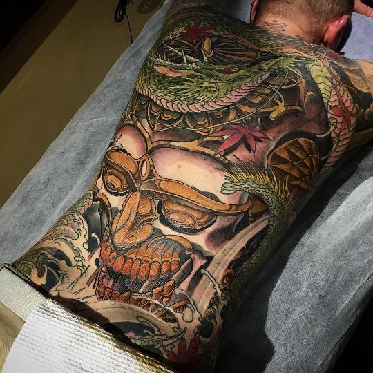 yakuza-tattoos