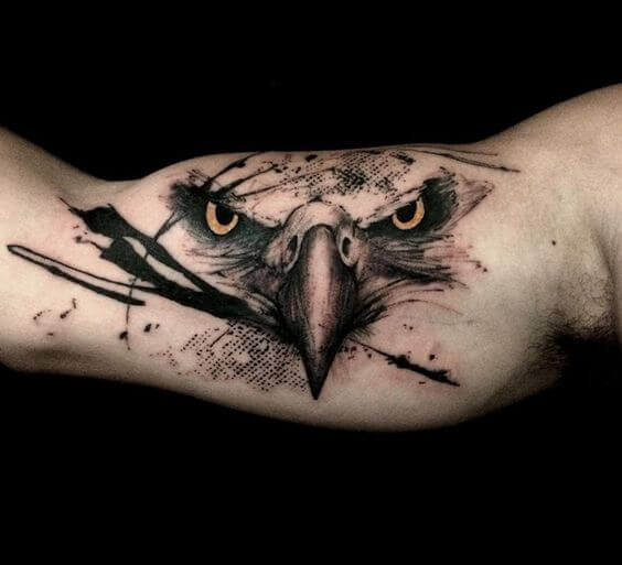 140 Wonderful Bicep Tattoos is Absolutely Stunning Ideas