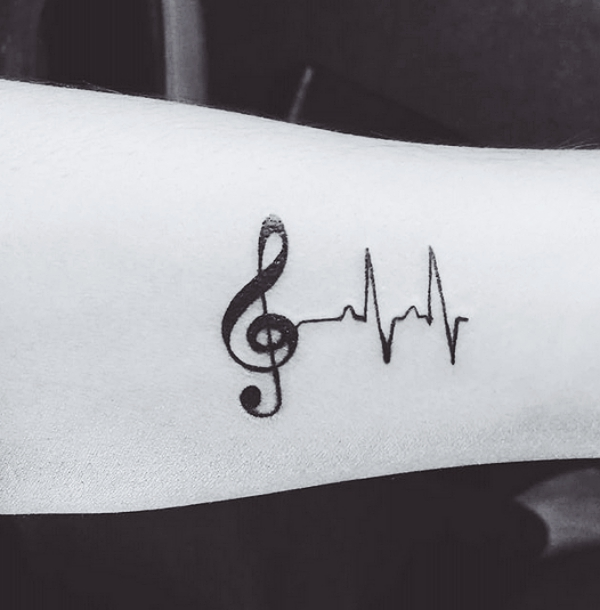 Simple tattoos: 154+ design images that you amazed!