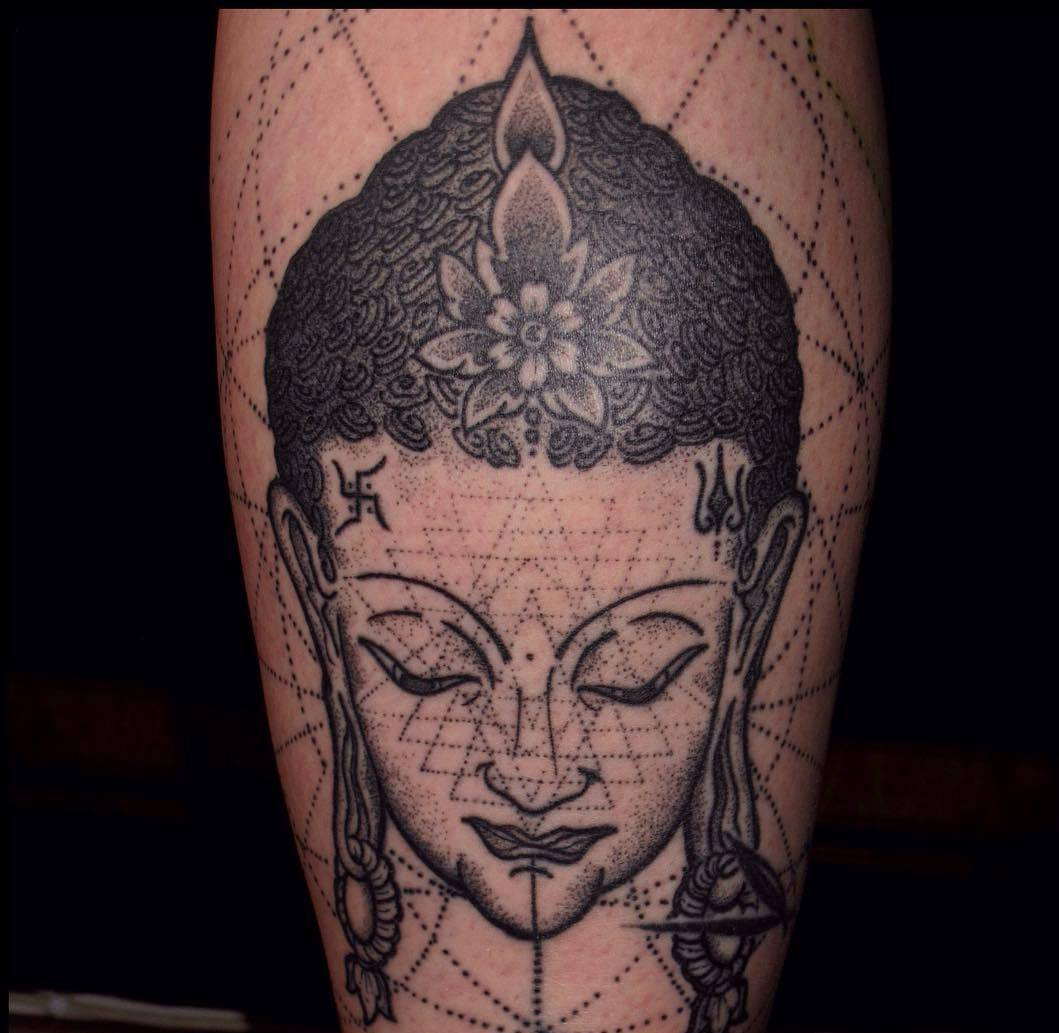Buddha Tattoo Picture 125 holy buddha tattoo symbols and their holy meanings