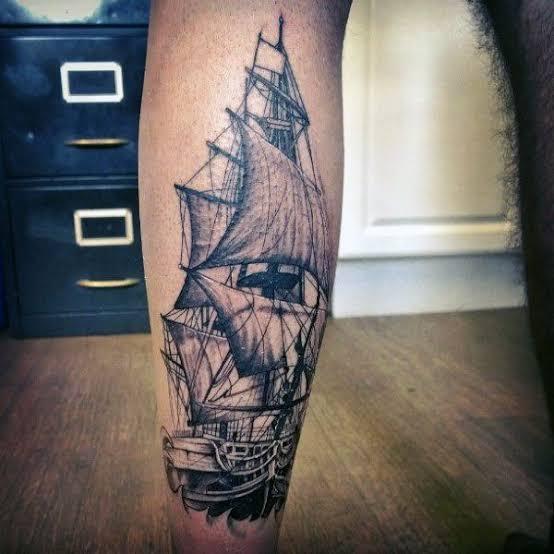 calf-tattoos