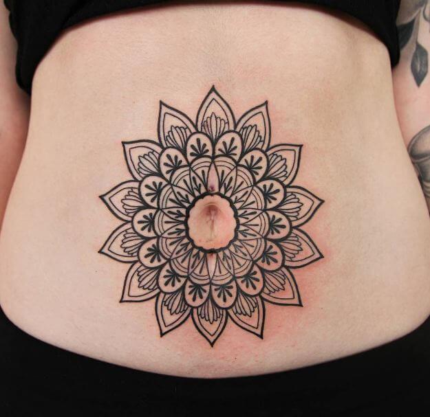 105 Delightful and cute tattoo ideas for pretty female