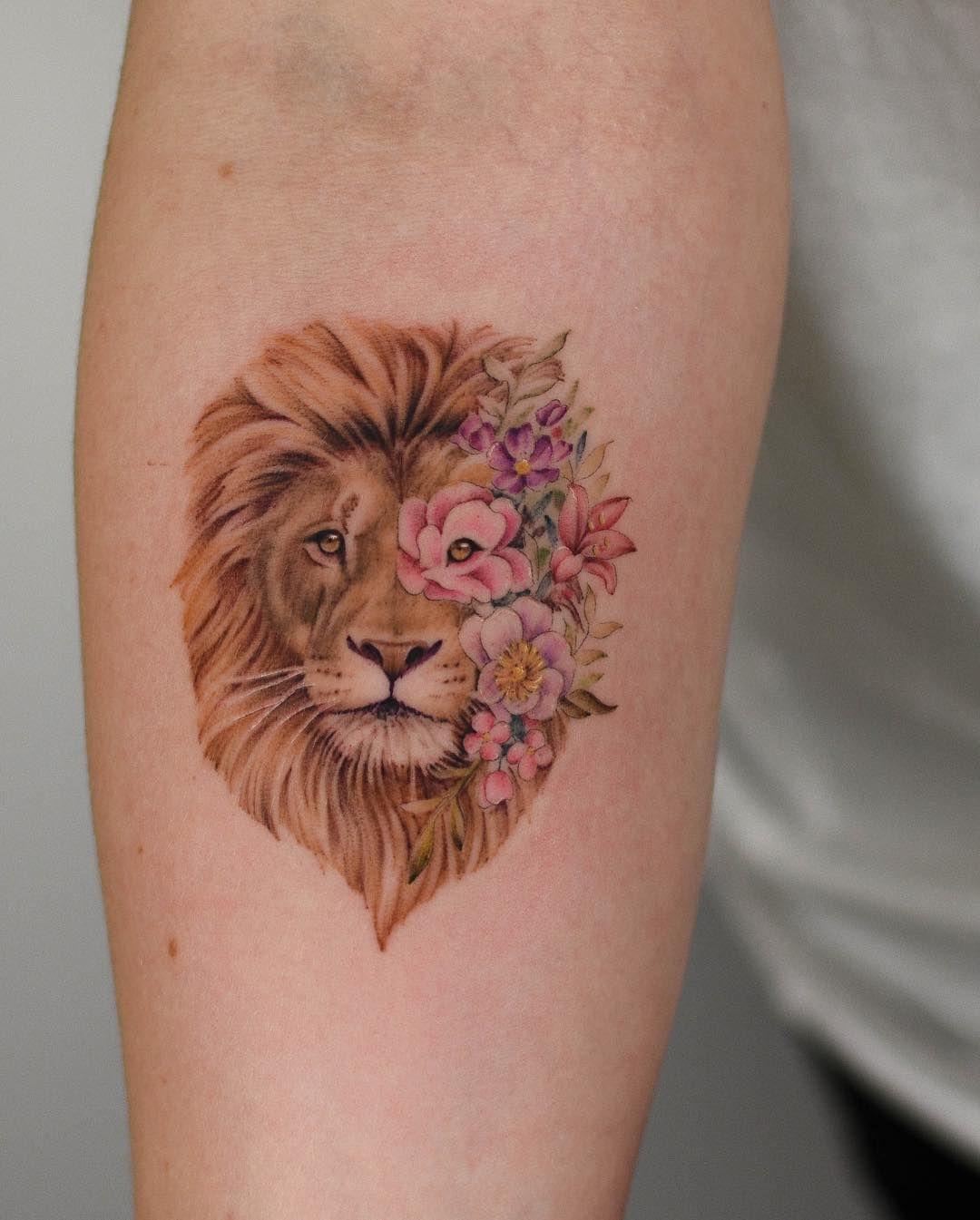 leo-tattoos