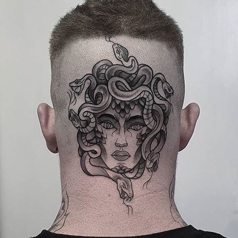 30 Scary Medusa Tattoos Design Ideas And Placement Tips