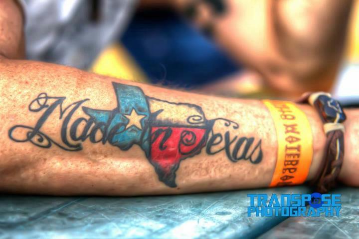 133 Excellent Artfulness Texas Tattoos – Tattooblend