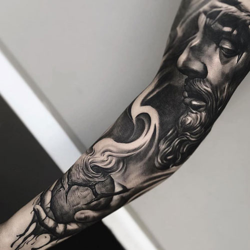 115+ Arm tattoo ideas that you should examine
