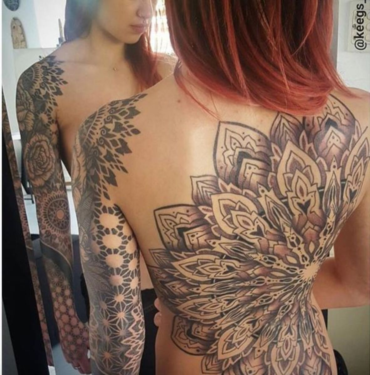 120 Stunning Back Tattoos Ideas To Choose From