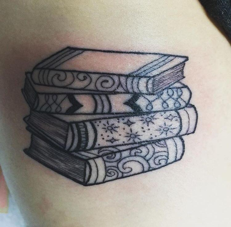 90+ Most Effective Ways To Design Book Tattoos