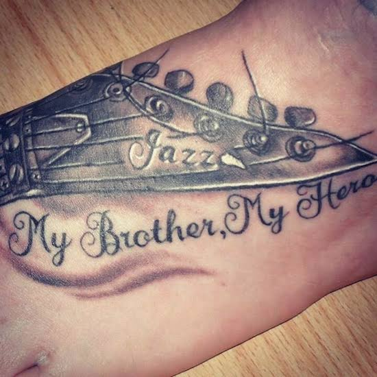 115+ Lovable brother tattoo Ideas with their meanings - Body ...