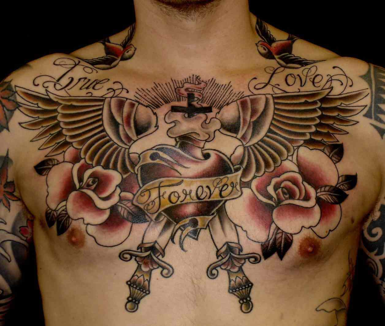 chest-tattoos