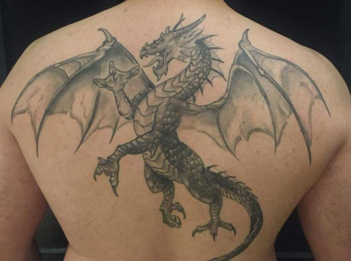 50 Latest Best Dragon Tattoo For Perfect Designs
