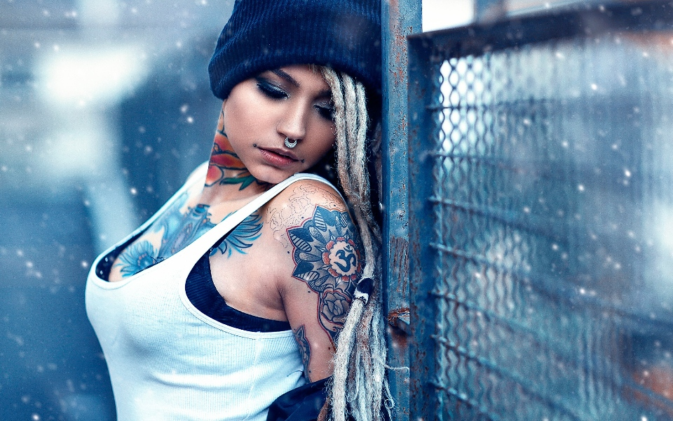 160+ Latest Beautiful Girl Tattoo Ideas With Meanings