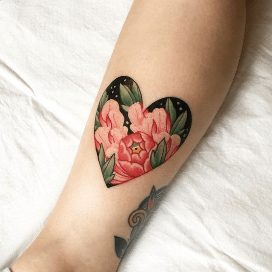 Heart tattoo designs: Explore love and bond between your loved person