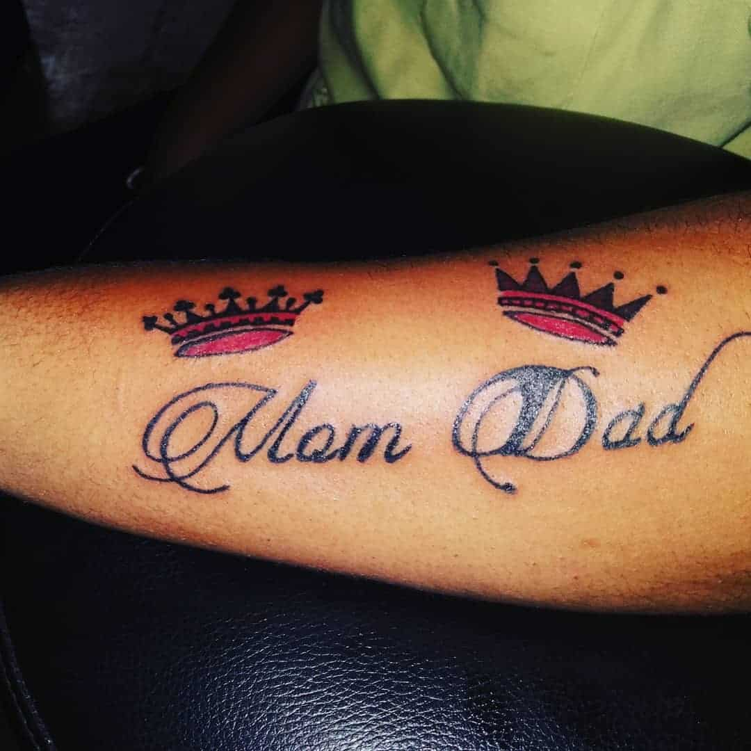 131 Stunning MOM Tattoo Ideas – A Sign of Family