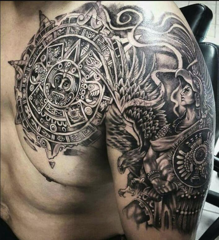 150 So Famous Latest Shoulder Tattoo Best Ideas