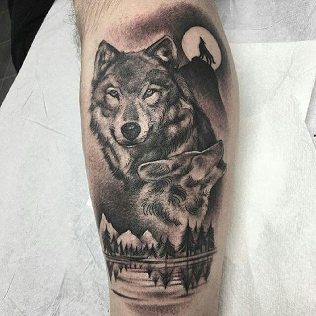 wolf-tattoos