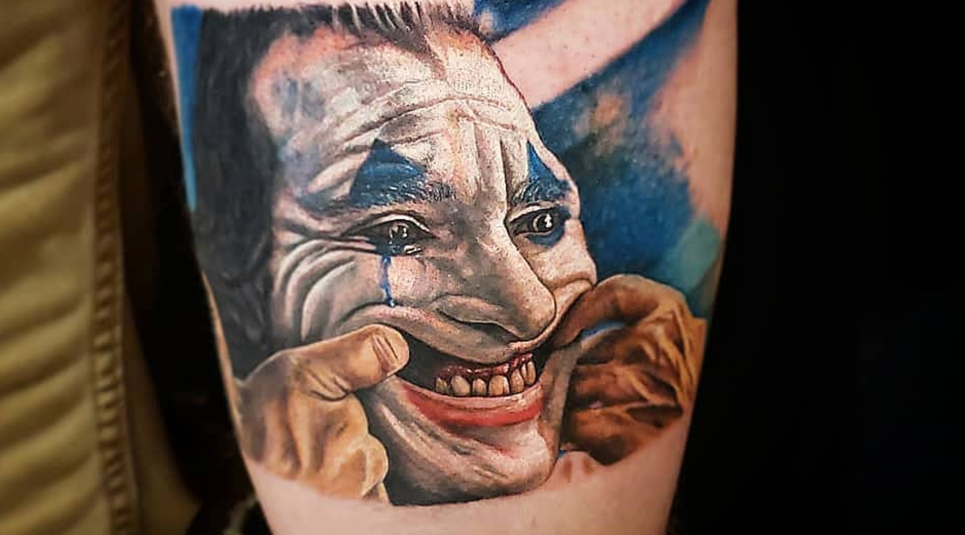 Best Joker Tattoo Ideas and Its Symbolic Meanings