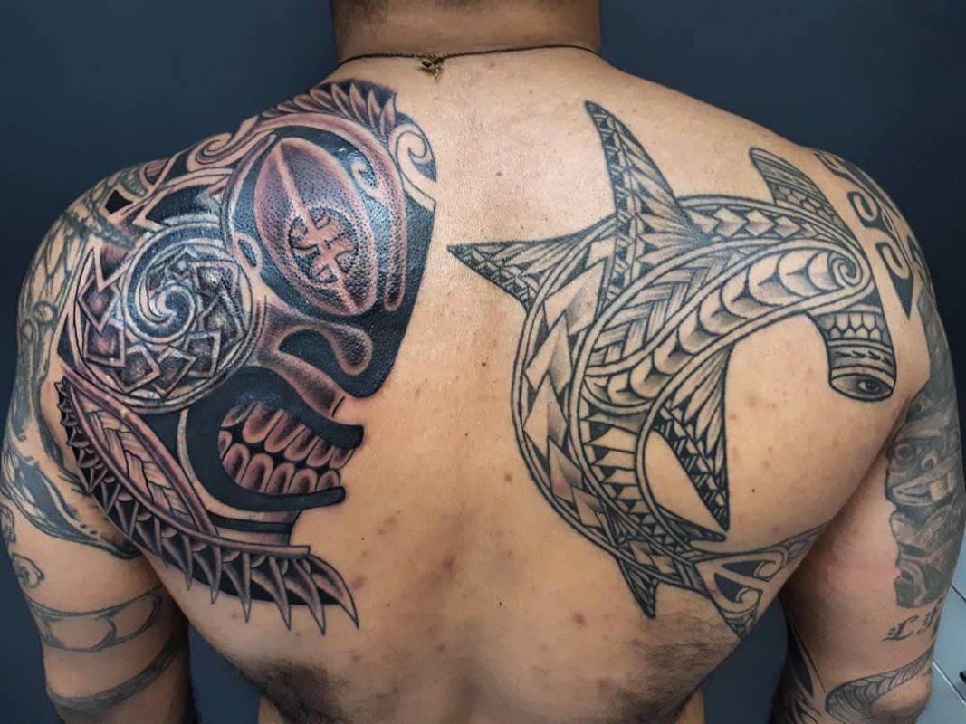 136 Best Samoan Tattoos History and Ideas