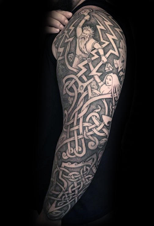 tattoos-sleeve-ideas
