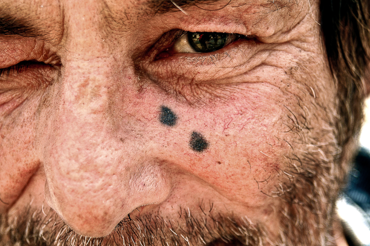 99 Meanings Of  The Tear Drop Tattoo