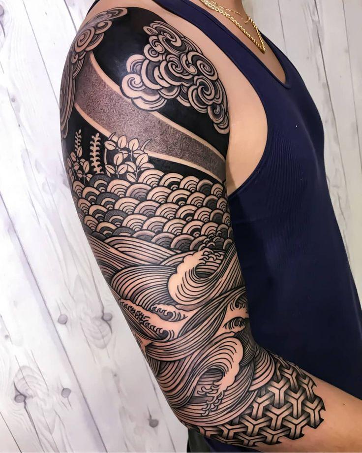 sleeve-tattoo