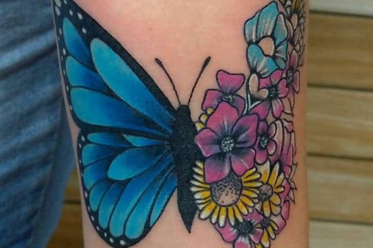 Tattoo cover up Ideas That Are Perfect