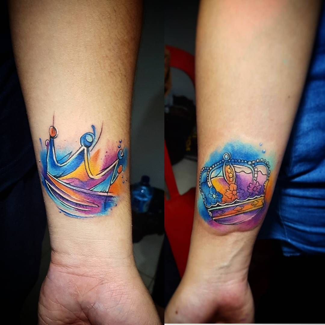 His and Her Tattoo Ideas That Will Look Awesome On You