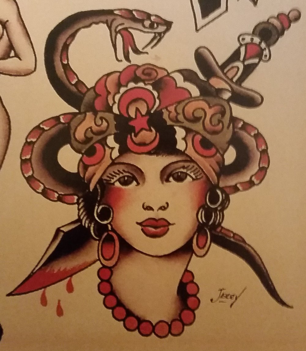 Fantastic Sailor Jerry Tattoos You Can Try Body Tattoo Art