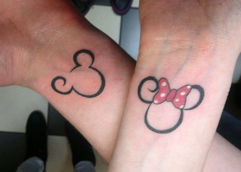 Couple Tattoo Ideas that are stunning and cool to see