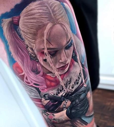 harley-quinn-tattoo