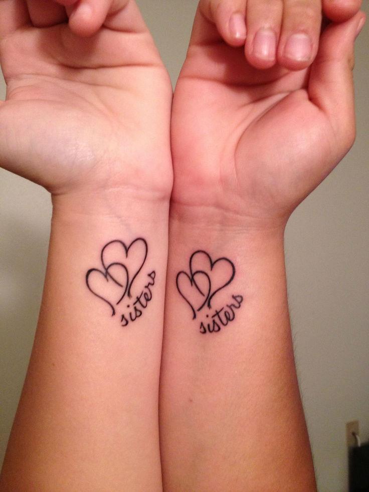 matching-sister-tattoos