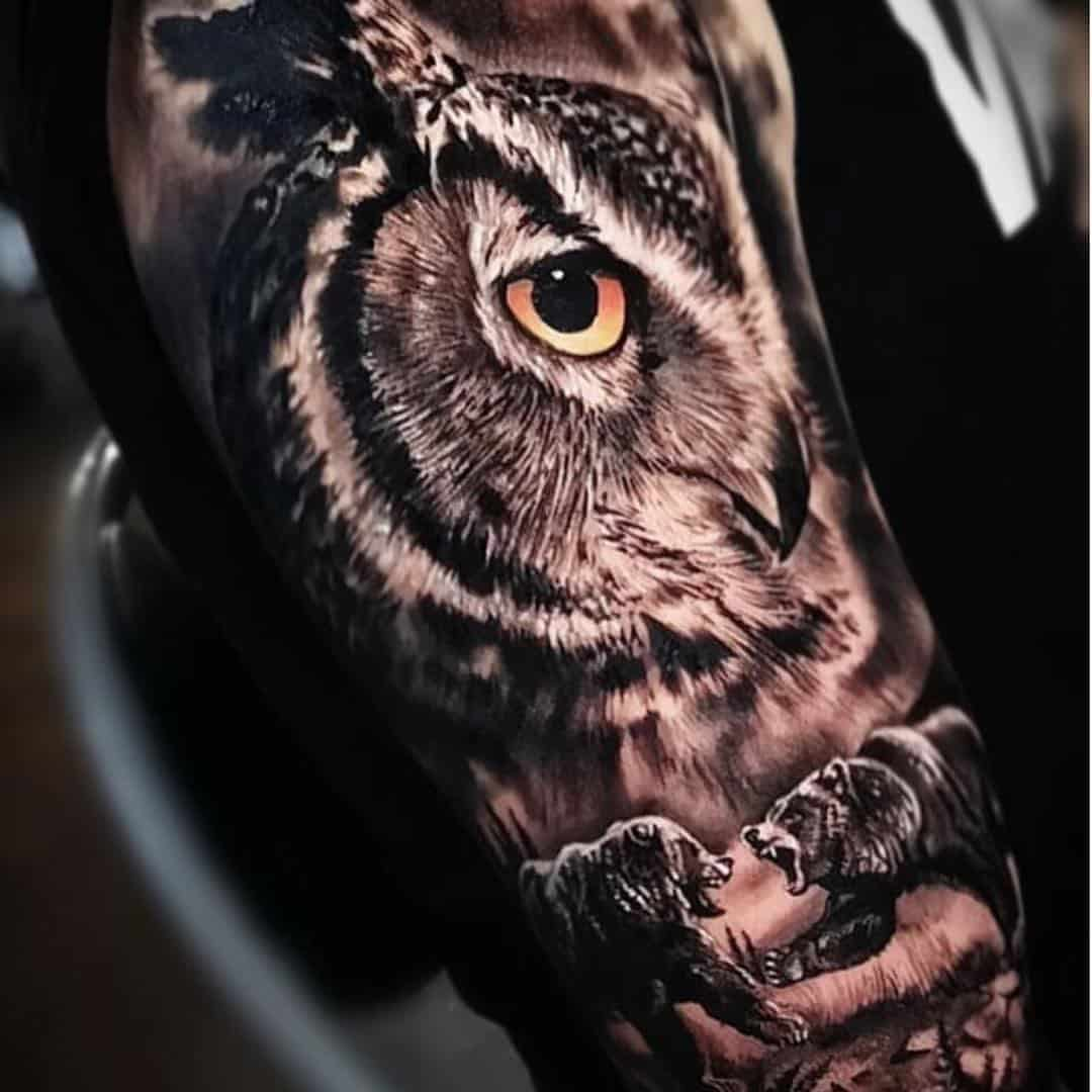 owl-tattoo-meanings