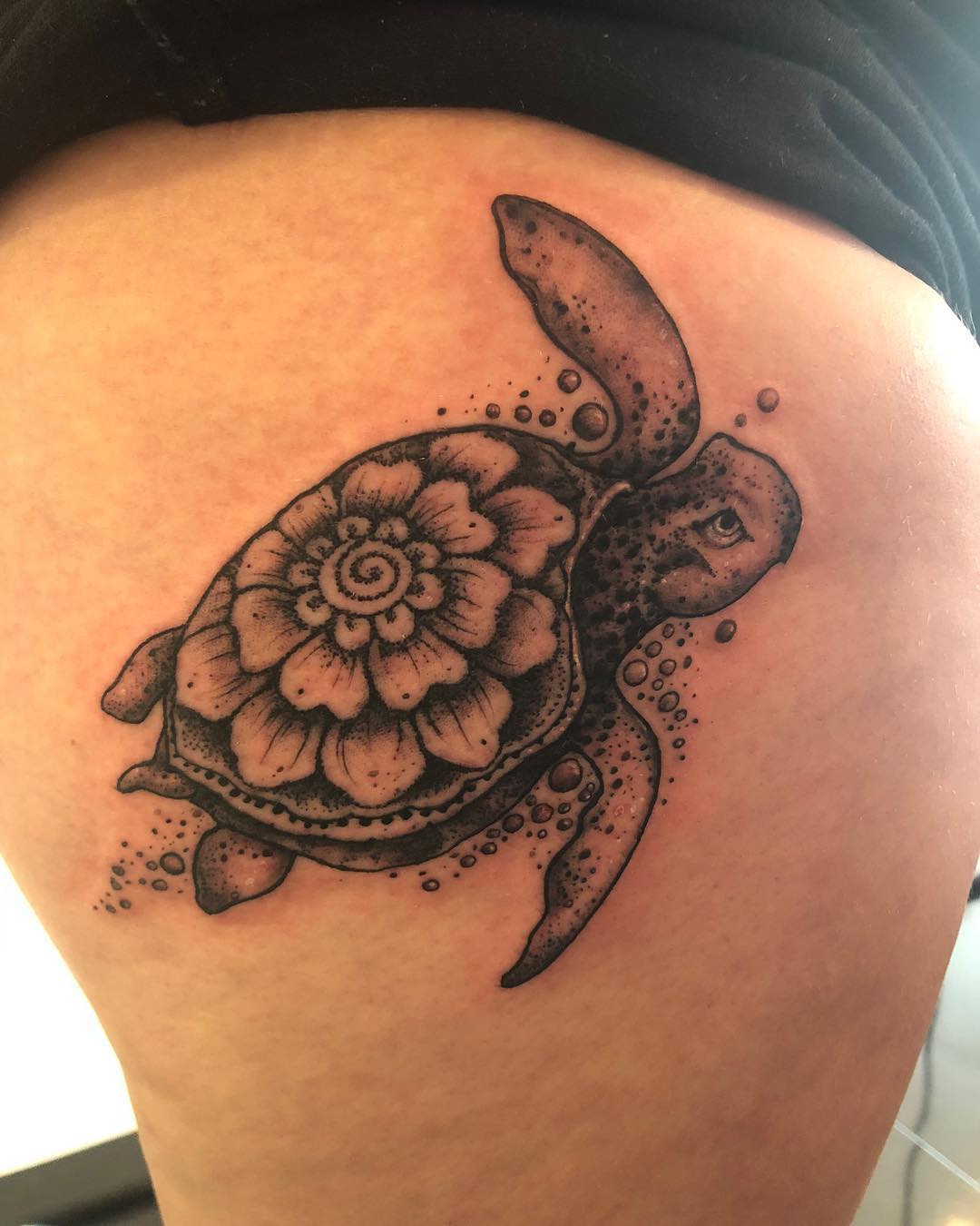 sea-turtle-tattoos