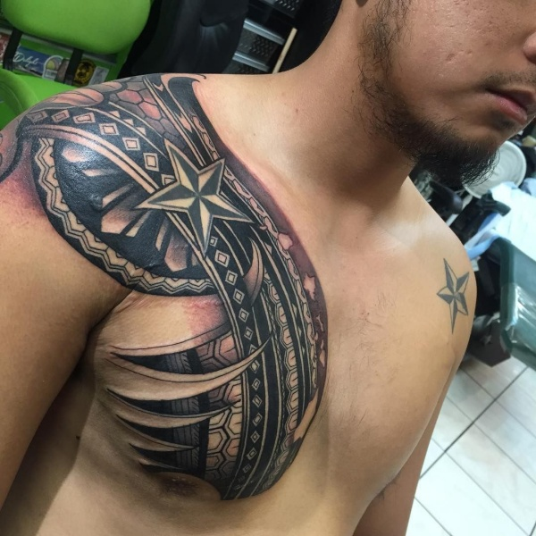 Bold and Beautiful Tattoo designs for men