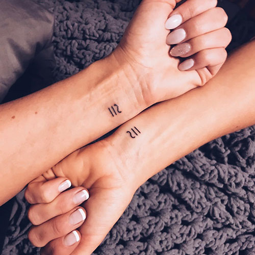 Best Top Rated BFF tattoo ideas to honor your Friendship