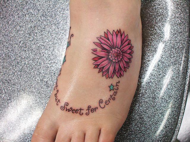 daisy-tattoos