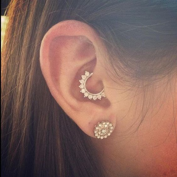 Everything You Need to Know about Daith piercing