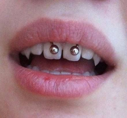 Beautiful Smiley piercing ideas to decorate your Lip