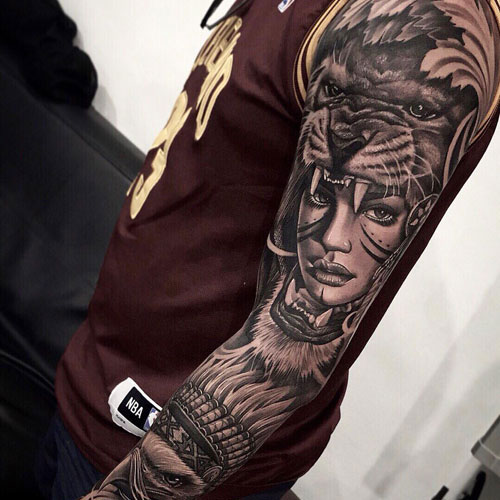 Magnificent look Beautiful tattoo ideas for men
