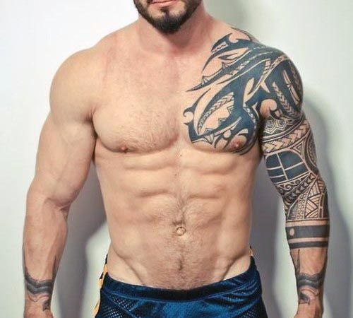 90+ Manly looking tribal tattoo images for men