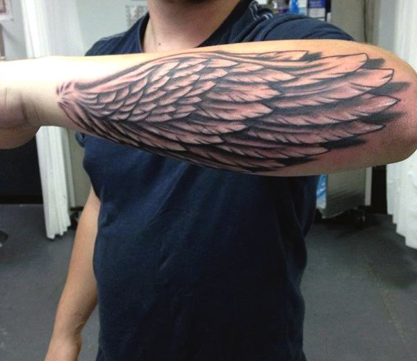 Most adorable Wing tattoo ideas that inspires you